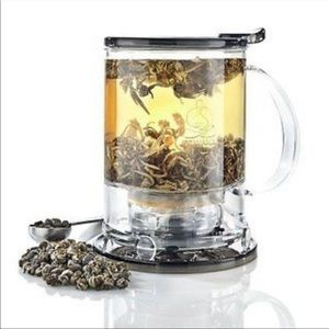 Black TEAVANA Perfect Tea Maker - 16oz BPA free